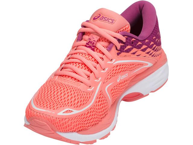 asics Gel-Cumulus 19 Shoes Women Begonia Pink/Begonia Pink/Baton Rouge